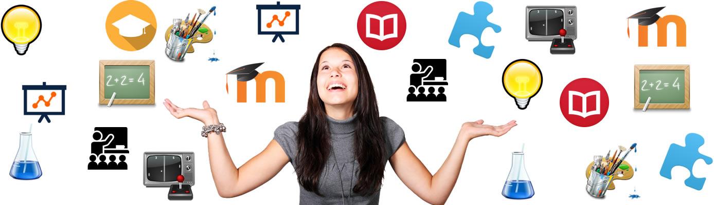 Sala de Aula Moodle: ofereça seus cursos online